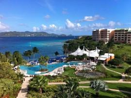 Le luxe convivial du Ritz Carlton, St-Thomas