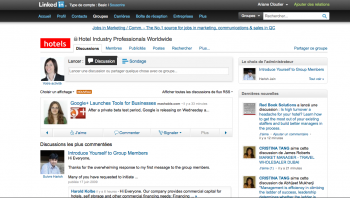 Qu'est-ce qu'un groupe LinkedIn?