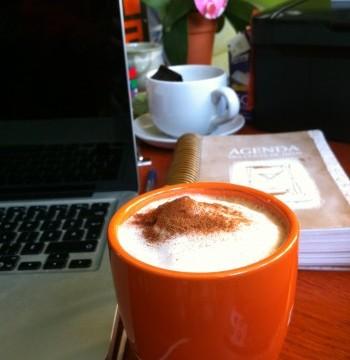 Fière de mon café!