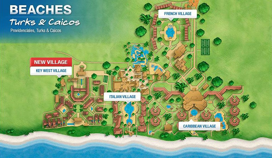 Le Beaches Turks & Caïcos annonce un agrandissement, Sandals vous le présente dans ses ateliers au Québec