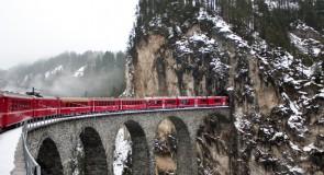 La facilité de se déplacer en Suisse