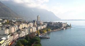 Montreux et le Golden Pass, un panorama enchanteur