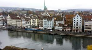 Une ville artistique Zurich