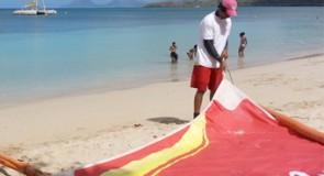 Ma 1ère expérience en Yoles – Martinique