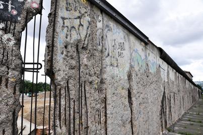 La Chute du Mur se célèbre par une campagne offensive