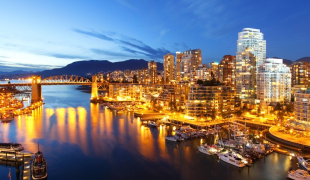 [Vancouver] Ma première fois dans l'Ouest: Entre terre et mer