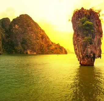 Phuket, une destination balnéaire de renommée internationale