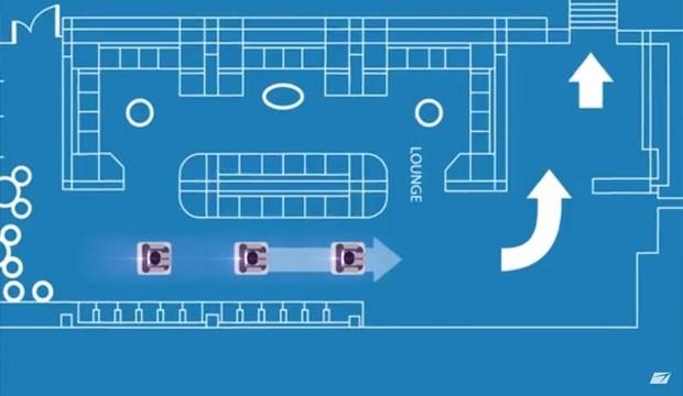 WestJet lance des sièges intelligents