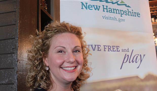 Le New Hampshire fait campagne au Québec