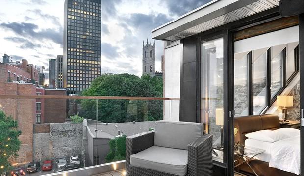 TENDANCE: L'industrie hôtelière à Montréal en constante évolution