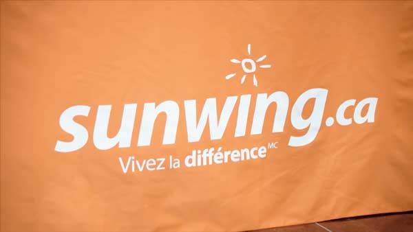 Sunwing: quoi de neuf en 2015-2016?