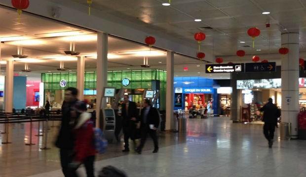 Projets d'infrastructure de transport collectif annoncé par l'Aéroport de Montréal