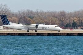 Porter: meilleure société aérienne régionale en Amérique du Nord