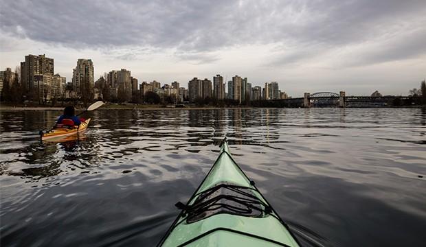 L'ouest canadien pour des vacances estivales
