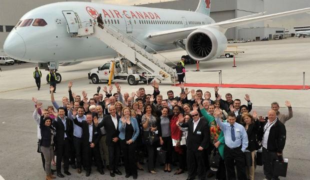 Air Canada mise sur l'expérience client dans les aéroports et en vol
