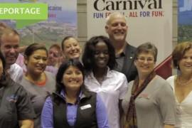 « Journée de plaisir » à l'annonce du futur Carnival Vista