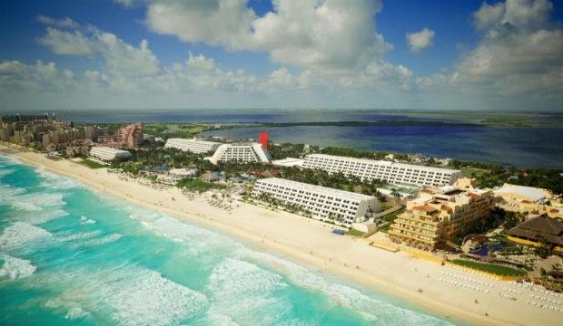 The Pyramid du Grand Oasis Cancun, une exclusivité Sunwing