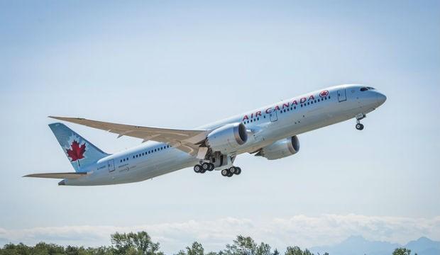 Trafic record pour Air Canada en août