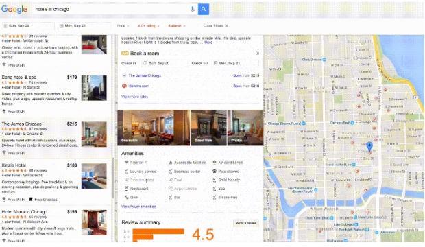 Google, une nouvelle agence de voyage en ligne?