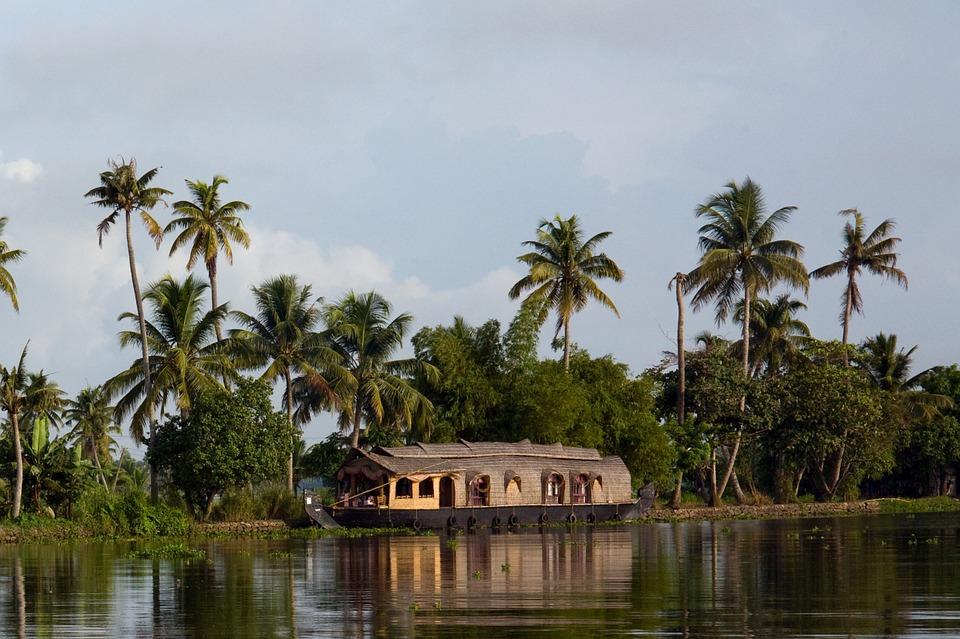 tourisme dans la region de kerala en inde