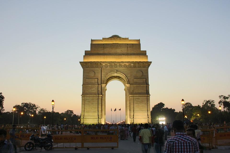 voyage a new delhi en inde