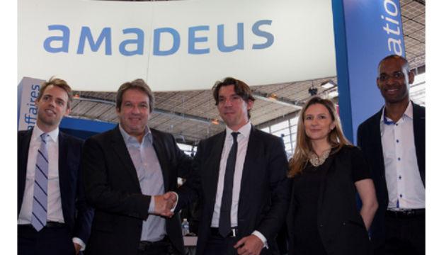 Amadeus lance une plateforme de r servation de jets priv s for Plateforme reservation hotel