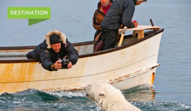 Voyages Aquanautes s'associe à Mario Cyr, plongeur et caméraman de renommée mondiale