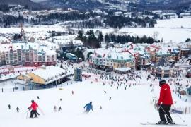 Porter Airlines: 12 vols par semaine pour aller skier à Mont Tremblant