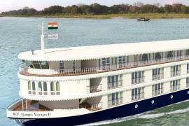 Uniworld et des croisières fluviales en Inde à bord du tout nouveau Gange Voyager II