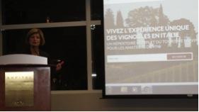 Oenotourisme au c ur des vignobles italiens profession - Chambre de commerce italienne en france ...