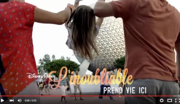 Disney mise sur les valeurs familiales dans une nouvelle campagne vidéo