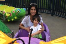 Les 5 endroits coups de cœur de Virginie Coossa pour voyager avec des enfants