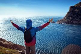 """VENDREDI: résolution 2016 """"Oser partir seul en voyage"""""""