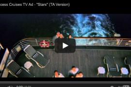 Princess Cruises présente sa pub TV lors du Super Bowl