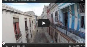 Première vidéo aérienne de Cuba par un drone
