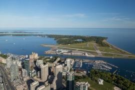 L'Aéroport Billy Bishop parmi les meilleurs en Amérique du Nord