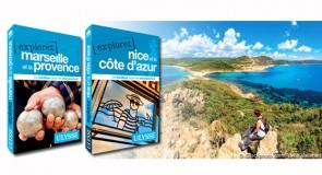 Le meilleur du Sud-Est de la France en poche