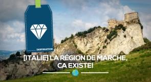 [Italie] La région de Marche, ca existe!