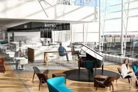 L'Aéroport de Montréal change! Informez-vous sur les nouveaux aménagements de la zone réglementée!