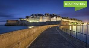 À l'écoute: à la découverte de Saint Malo en France