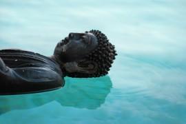 [Bali] Le Yoga sous l'eau: une tendance de fond