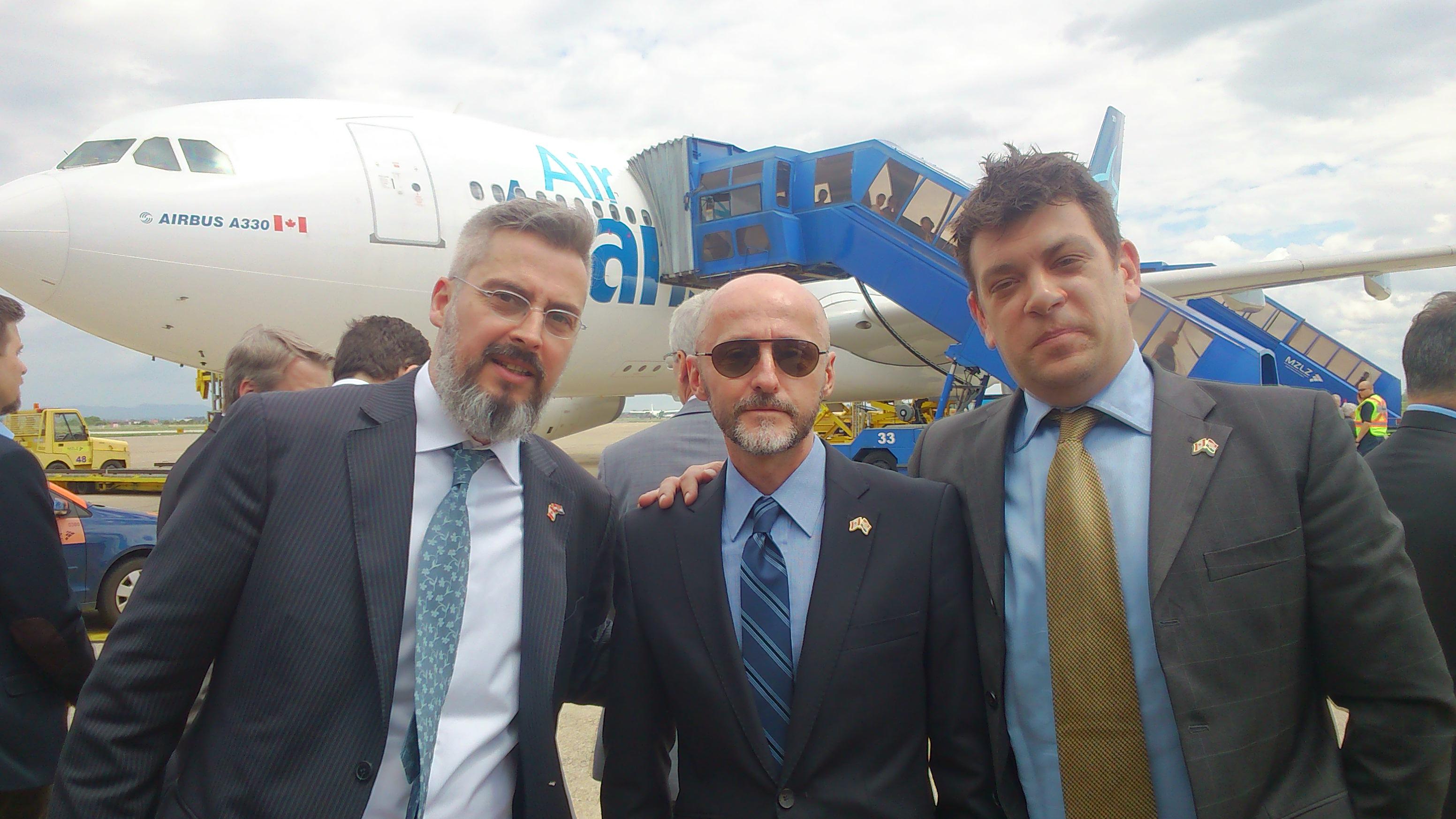air transat bonifie offre transatlantique avec sa destination zagreb profession voyages