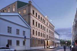 Nouveau joyau hôtelier pour Bulgari Hotels & Resorts à Moscou