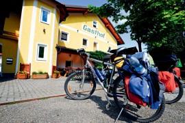 Danube: Le fleuve à vélo