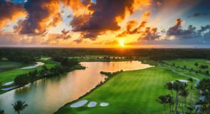 La République dominicaine, paradis pour golfeurs