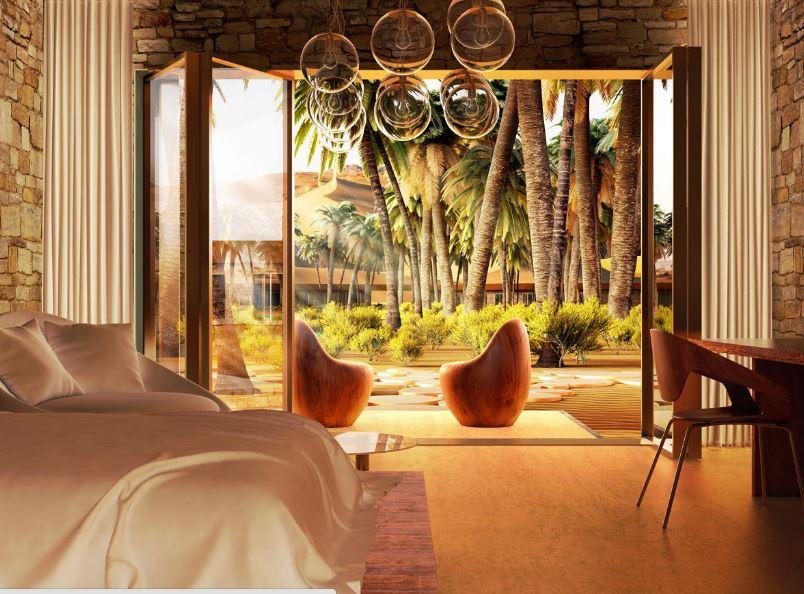projet hotel vert dubai
