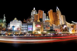[Las Vegas] – Ma première fois … sur Air Canada Rouge !