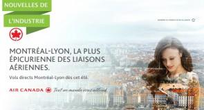 Partez à la découverte de Lyon avec Air Canada