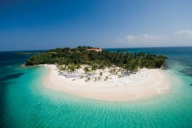 Samana est l'une des destinations sur la Liste d'Or de Condé Nast