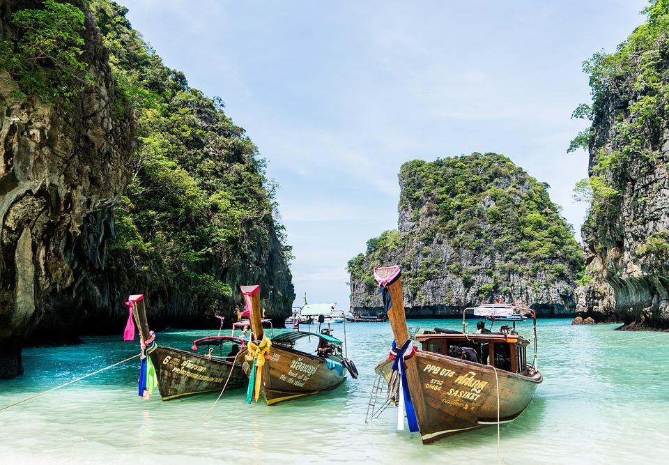 la thailande ferme des sites de plongee
